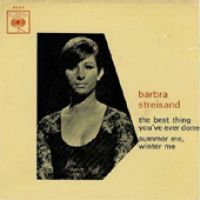 Cover Barbra Streisand - The Best Thing You've Ever Done