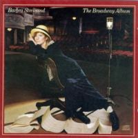 Cover Barbra Streisand - The Broadway Album