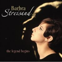 Cover Barbra Streisand - The Legend Begins