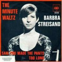 Cover Barbra Streisand - The Minute Waltz