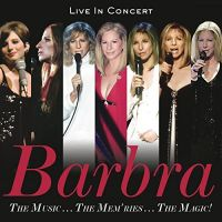 Cover Barbra Streisand - The Music... The Mem'ries... The Magic!