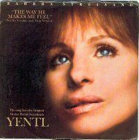 Cover Barbra Streisand - The Way He Makes Me Feel