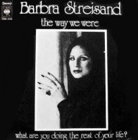 Cover Barbra Streisand - The Way We Were