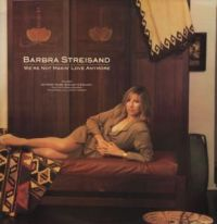 Cover Barbra Streisand - We're Not Makin' Love Anymore