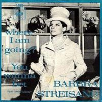 Cover Barbra Streisand - Where I Am Going?