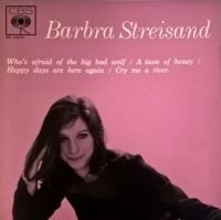 Cover Barbra Streisand - Who's Afraid Of The Big Bad Wolf
