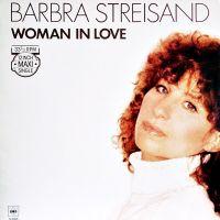 Cover Barbra Streisand - Woman In Love