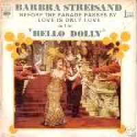 Cover Barbra Streisand & Louis Armstrong - Hello Dolly