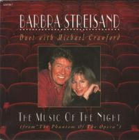 Cover Barbra Streisand & Michael Crawford - The Music Of The Night