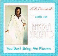 Cover Barbra Streisand & Neil Diamond - You Don't Bring Me Flowers