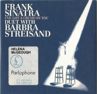 Cover Barbra Streisand with Frank Sinatra - I've Got A Crush On You