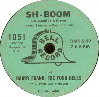 Cover Barry Frank & The Four Bells - Sh-Boom