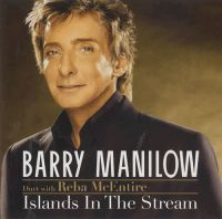 Cover Barry Manilow with Reba McEntire - Islands In The Stream