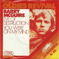 Cover Barry McGuire - Eve Of Destruction