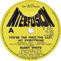 Cover Barry White - You're The First, The Last, My Everything
