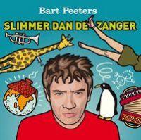 Cover Bart Peeters - Slimmer dan de zanger