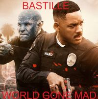 Cover Bastille - World Gone Mad