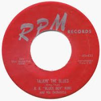 "Cover B.B. ""Blues Boy"" King - Talkin' The Blues"