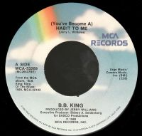 Cover B.B. King - (You've Become A) Habit To Me