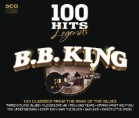 Cover B.B. King - 100 Hits Legends