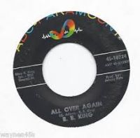 Cover B.B. King - All Over Again