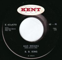 Cover B.B. King - Bad Breaks