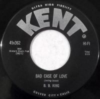 Cover B.B. King - Bad Case Of Love