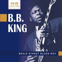 Cover B.B. King - Beale Street Blues Boy