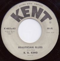 Cover B.B. King - Beautician Blues