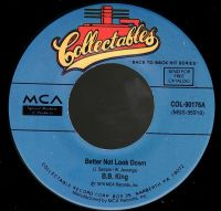 Cover B.B. King - Better Not Look Down