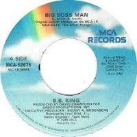 Cover B.B. King - Big Boss Man