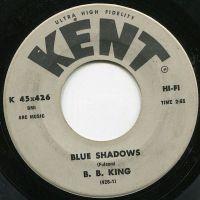 Cover B.B. King - Blue Shadows