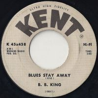 Cover B.B. King - Blues Stay Away