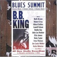 Cover B.B. King - Blues Summit