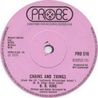 Cover B.B. King - Chains And Things