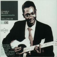 Cover B.B. King - Charly Blues - Masterworks Volume 09