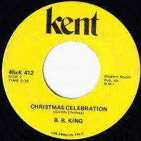 Cover B.B. King - Christmas Celebration