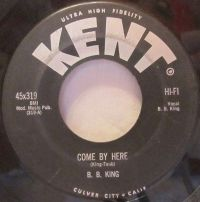 Cover B.B. King - Come By Here