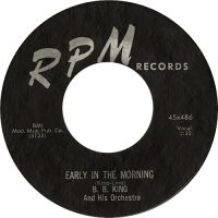 Cover B.B. King - Early In The Morning
