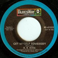 Cover B.B. King - Get Myself Somebody