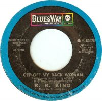 Cover B.B. King - Get Off My Back Woman
