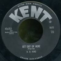 Cover B.B. King - Get Out Of Here