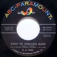Cover B.B. King - Goin' To Chicago Blues
