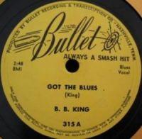 Cover B.B. King - Got The Blues