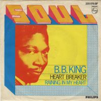 Cover B.B. King - Heart Breaker