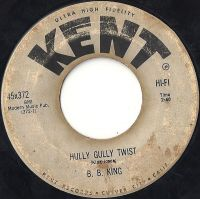 Cover B.B. King - Hully Gully Twist