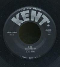 Cover B.B. King - I Am