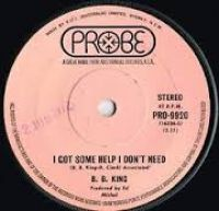 Cover B.B. King - I Got Some Help I Don't Need