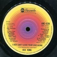Cover B.B. King - I Just Can't Leave Your Love Alone