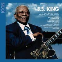 Cover B.B. King - Icon